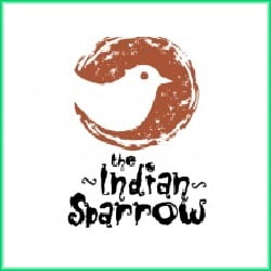 the indian sparrow