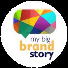 My big brand story logo